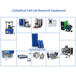Cylindrical Cell Making Equipment